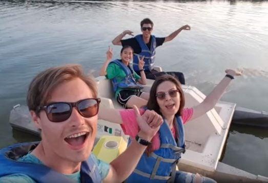 Amerikan Gençlik Dizisi Tadında Work and Travel Anıları