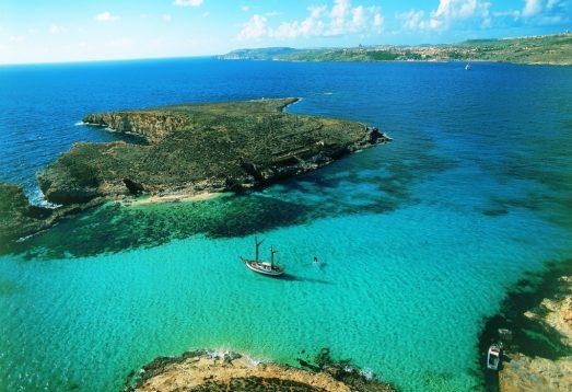 Akdeniz'de Masmavi Bir Ada Ülkesi: Malta