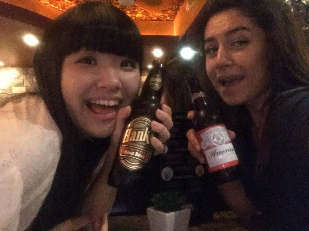 15. Hollywood gece hayatı çok iyi dediler gittik.