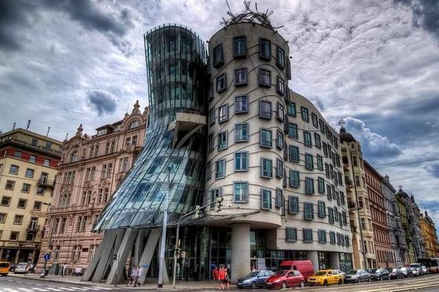 4. Avrupa'nın göz bebeği Prag'da eğitim alabilirsiniz.