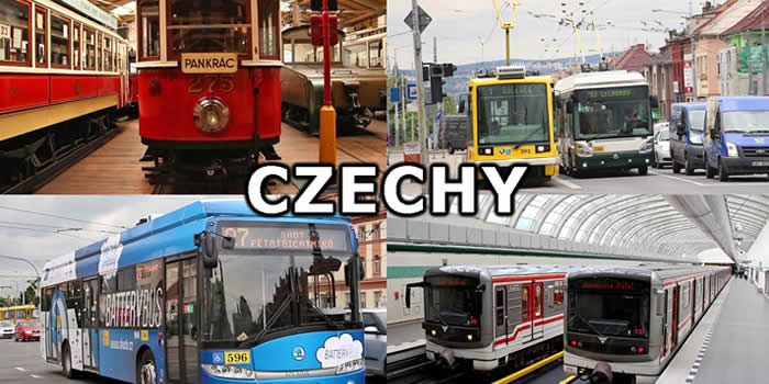 Çekya'da Üniversite - Ulaşım