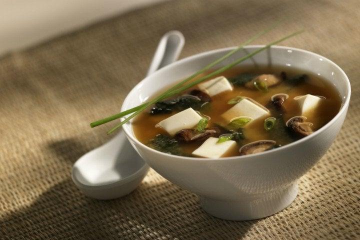 13. Japonya: Miso çorbası