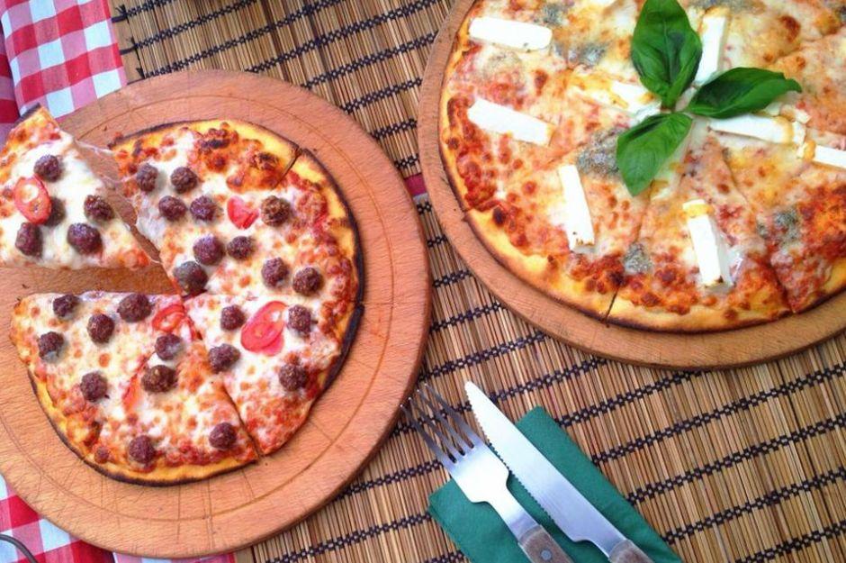 12. İtalya: Pizza
