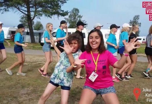 Finlandiya'da 40 Gün Avrupa Gönüllü Hizmeti