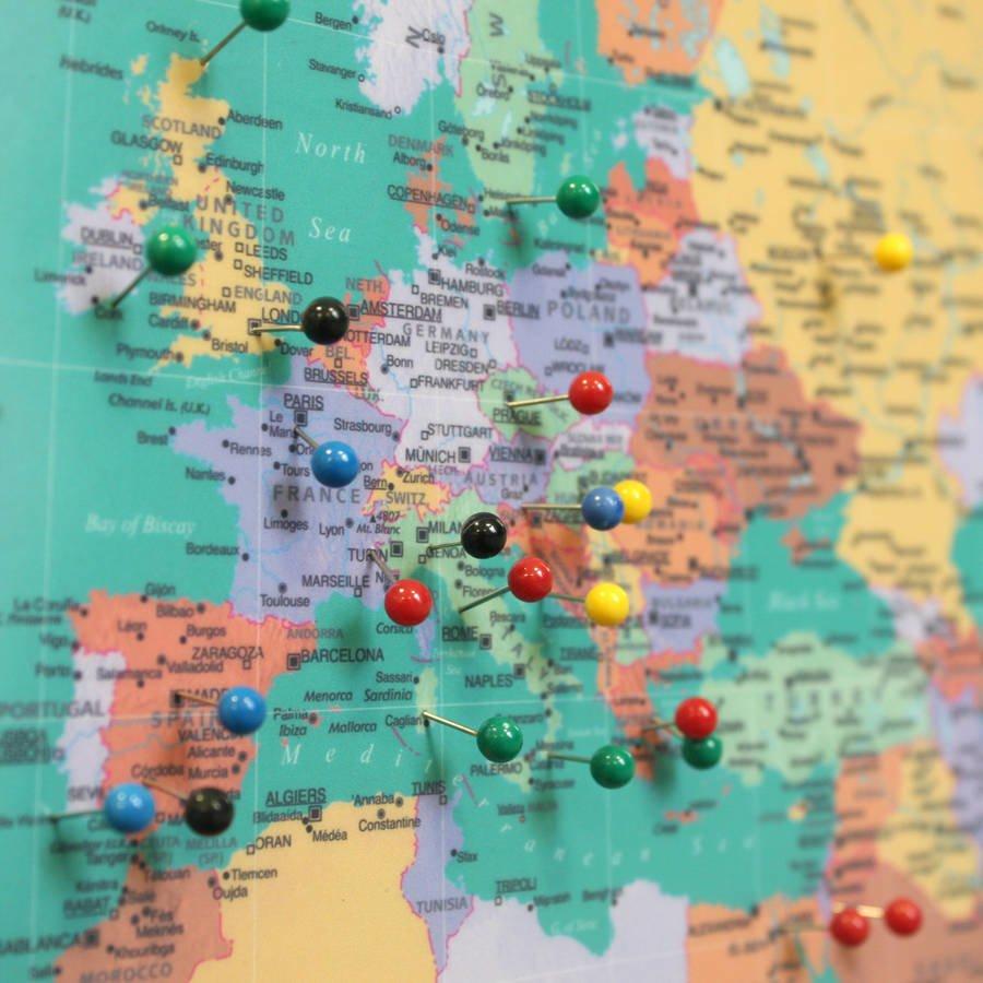 4. 28 AB üye ülkelerde EVS yapabilirsiniz.