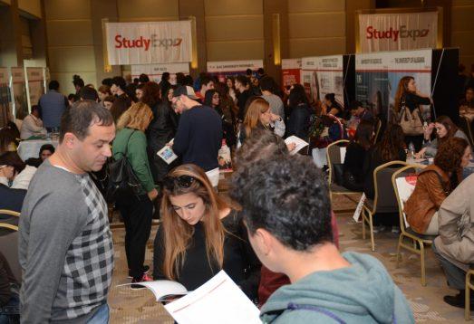 StudyExpo Yurtdışı Lise ve Üniversiteler Fuarı Başlıyor!