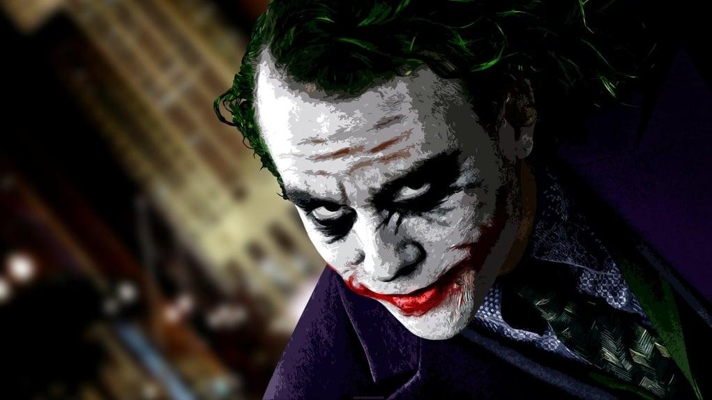 3. Batman The Dark Night
