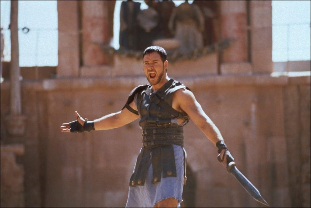 11. Gladiator