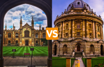 Oxford mu, Cambridge mi?