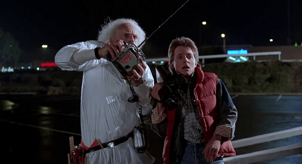 14. Back to The Future