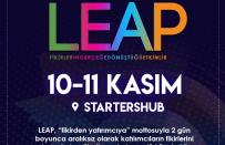 Koç Üniversitesi Girişimcilik Yarışması LEAP Başlıyor!