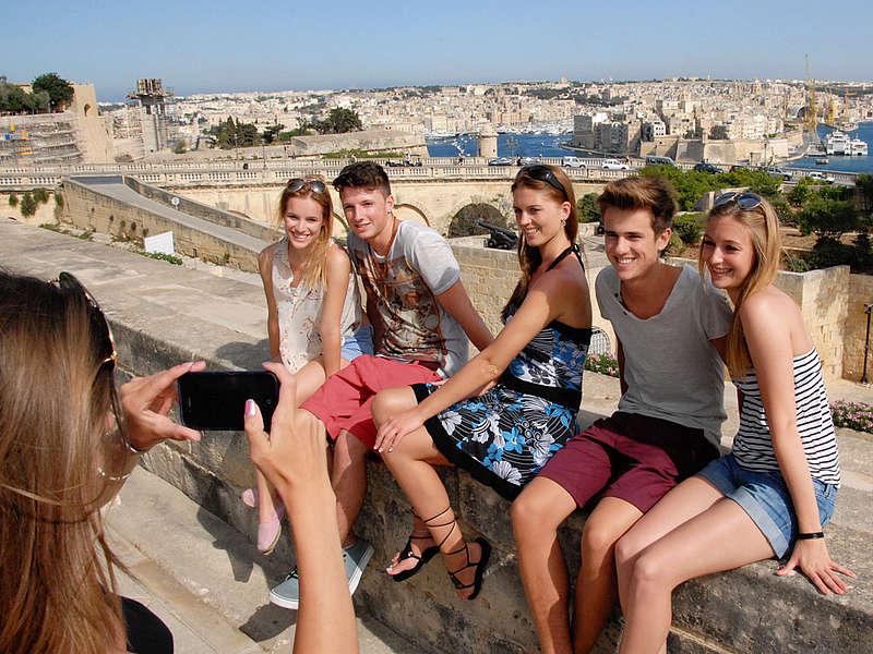 3. Sprachcaffe Languages Plus | Malta Dil Okulu