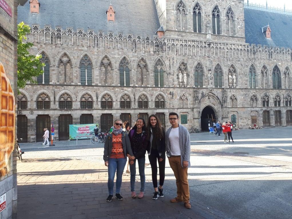 Adım Adım Belçika'da Erasmus