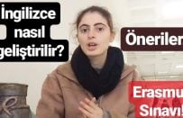 Erasmus Sınavını Nasıl Kazandım? İngilizcemi Nasıl Geliştirdim?