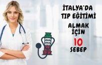 İtalya'da Tıp Eğitimi Almanız için 10 Sebep