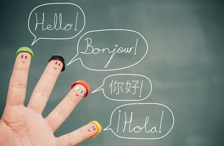 3. Gitmeden önce oranın dilinde birkaç şeyöğrenin.