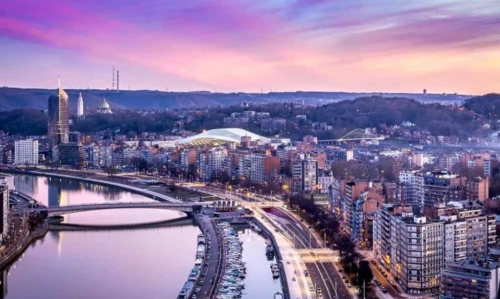 6. Liège / Belçika