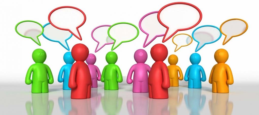 7. İnsanlarla konuşmaktan korkmayın.