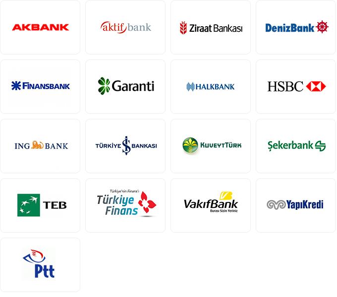 3. Gideceğiniz ülke ile Türkiye'de olan anlaşmalı bankaları araştırın.