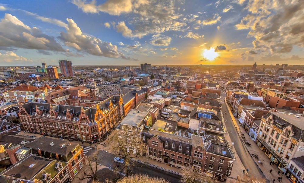 9. Groningen / Hollanda