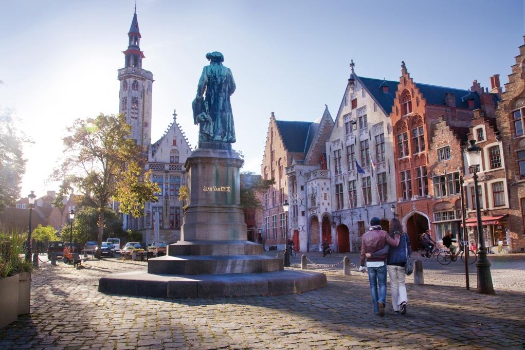 1. Brugge / Belçika