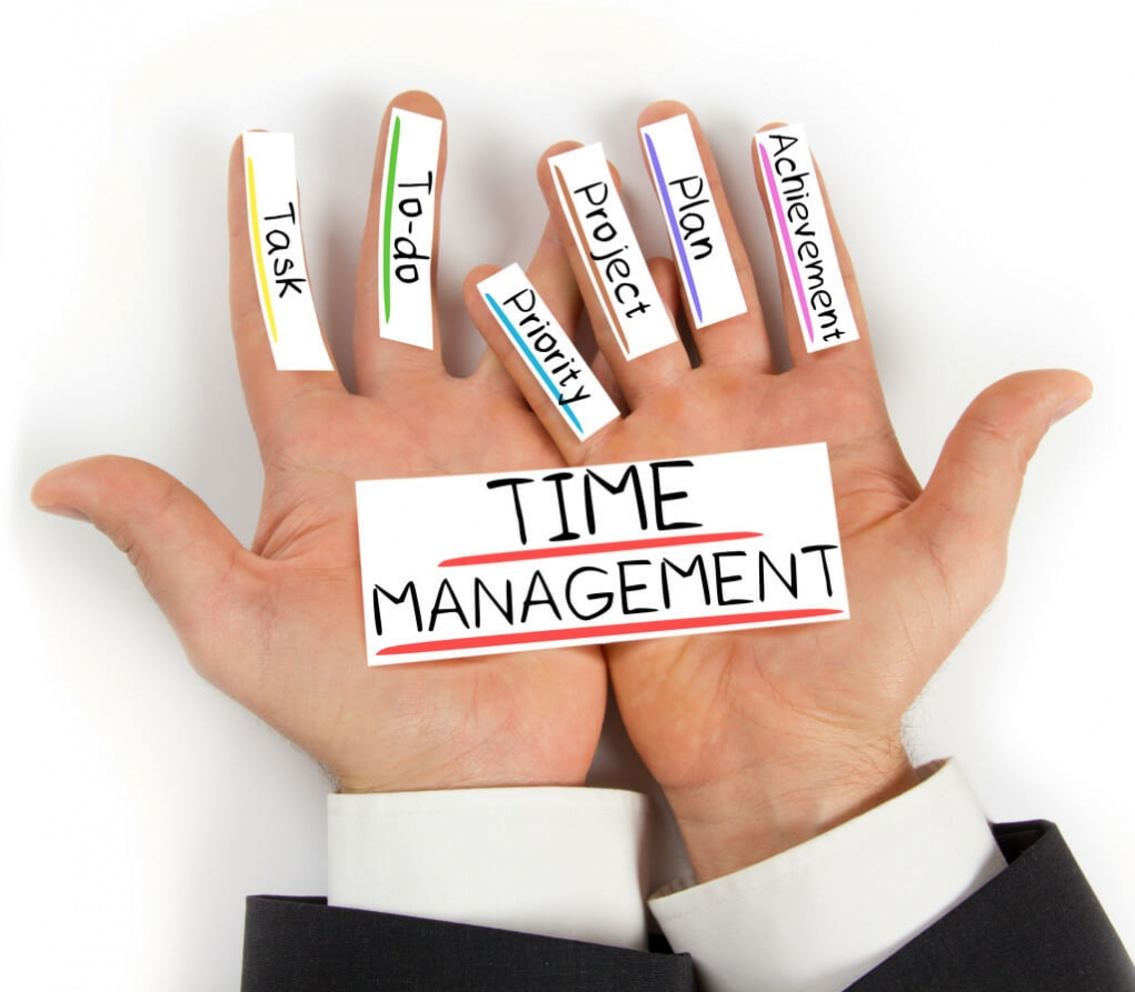 1. Zaman yönetimi ''kendini yönetmektir''.