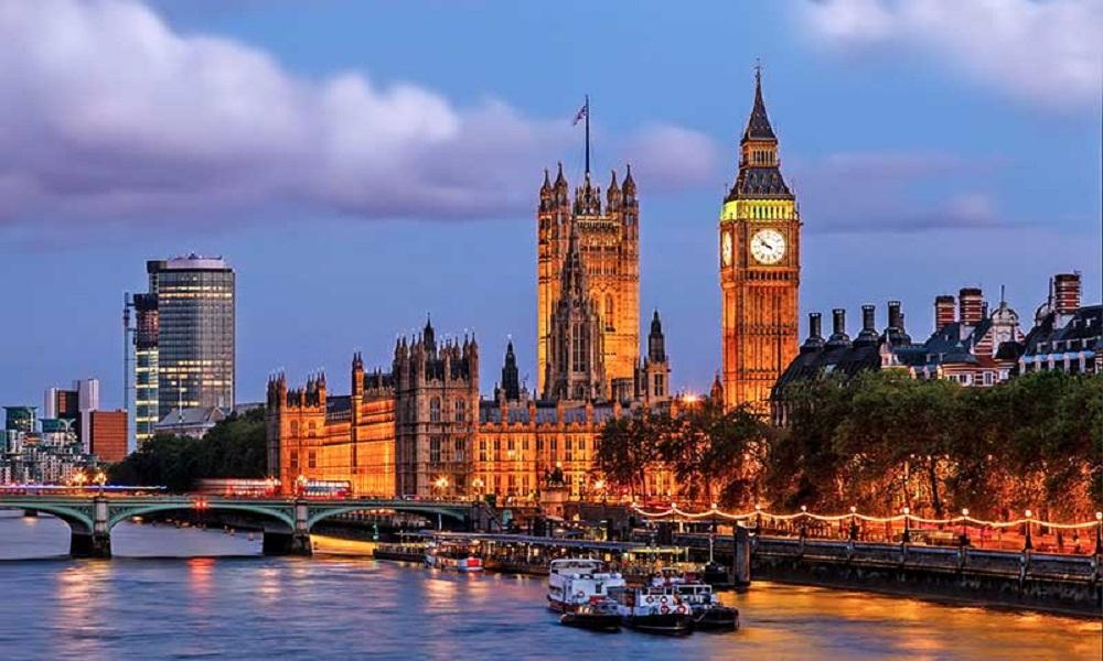 3. Londra, İngiltere