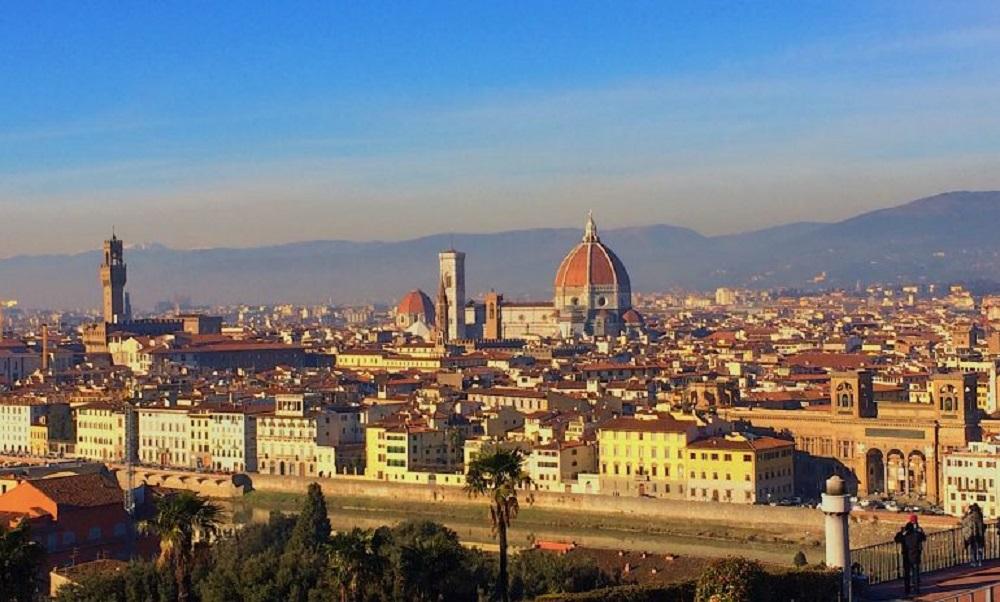 1. Floransa, İtalya