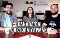Kanada'da Doktora Öğrencilerine 20.000$ Maaş!