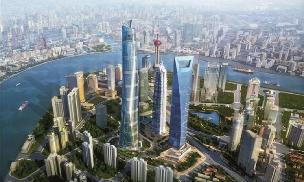 4. Şangay, Çin