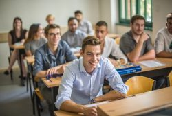 Avrupa'nın Silikon Vadisi IBS'te Üniversite Eğitimi