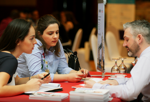 İstanbul'da Birebir MBA Etkinliği