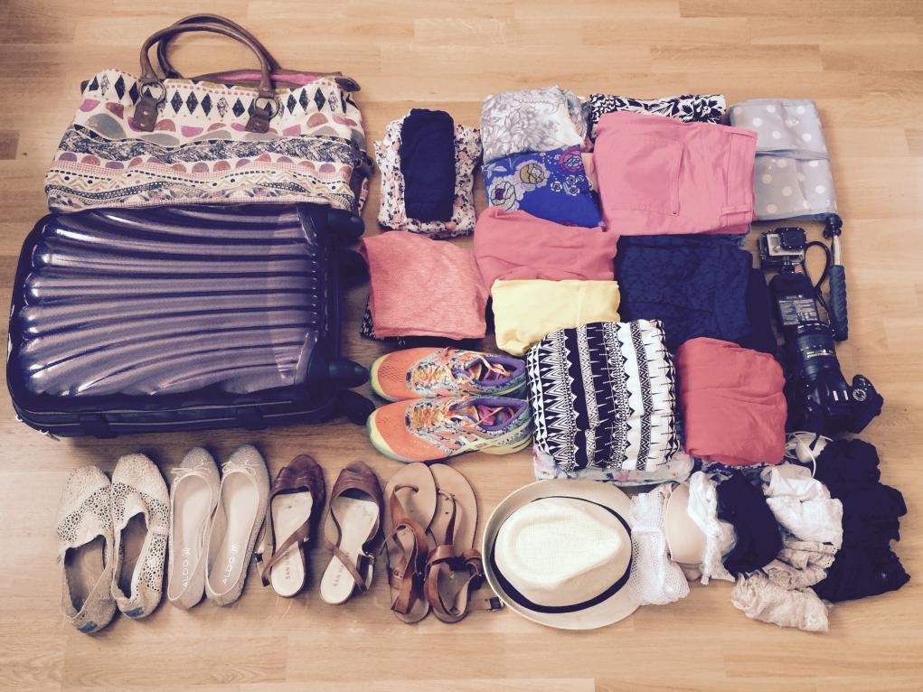 2. Uygun ve az kıyafet