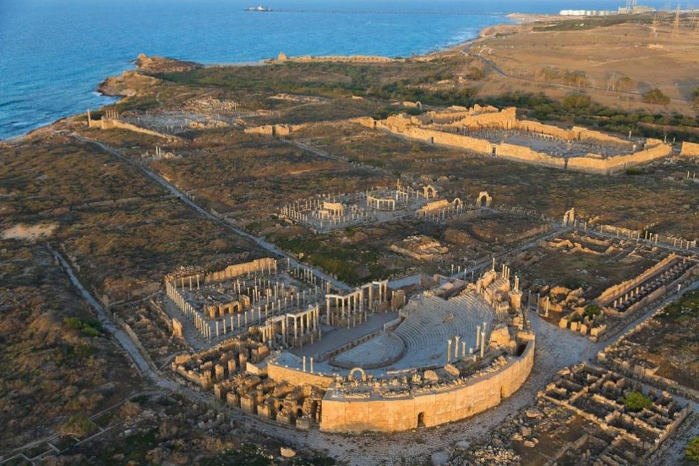 4. Leptis Magna