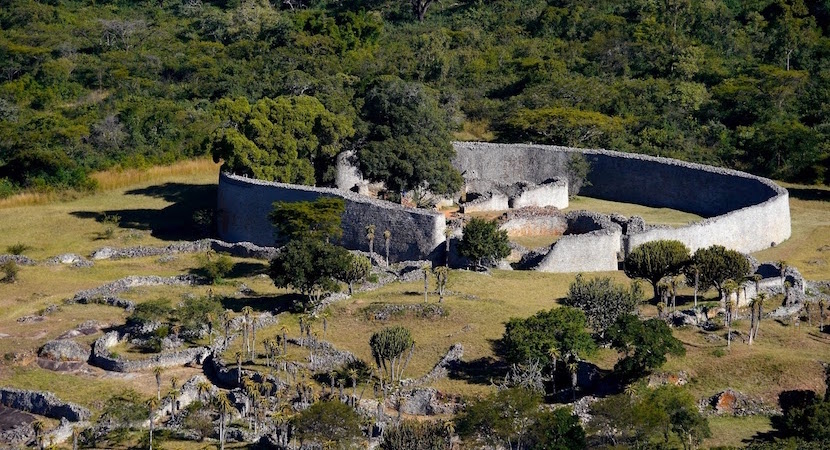 7. Great Zimbabwe