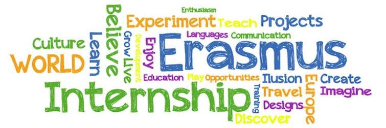 1. Erasmus stajı mı? O da ne?