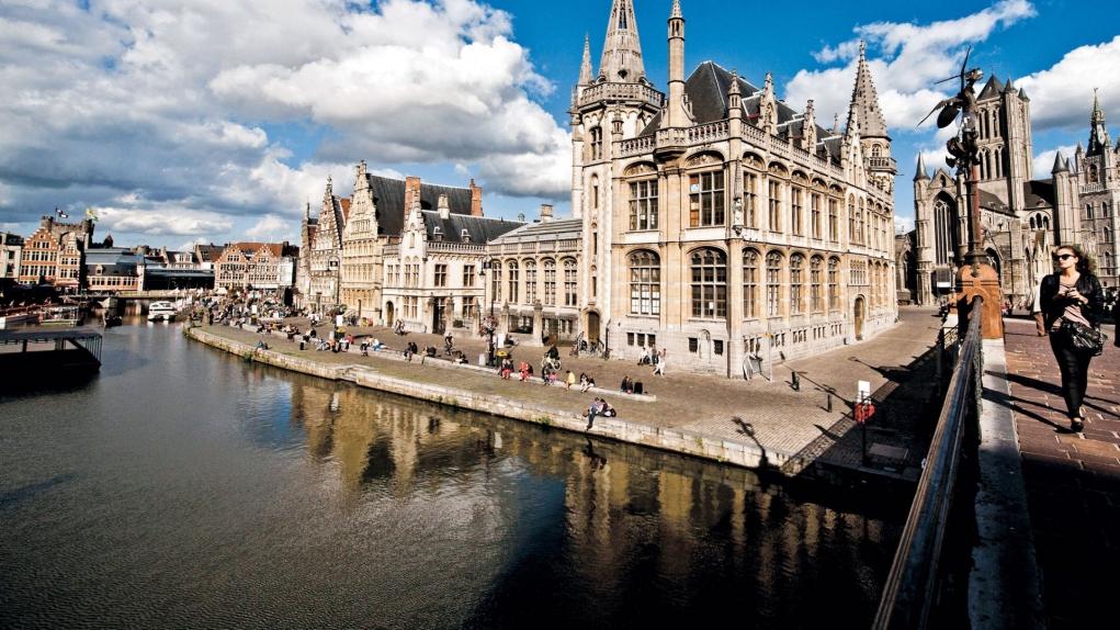 1. Gent, Belçika