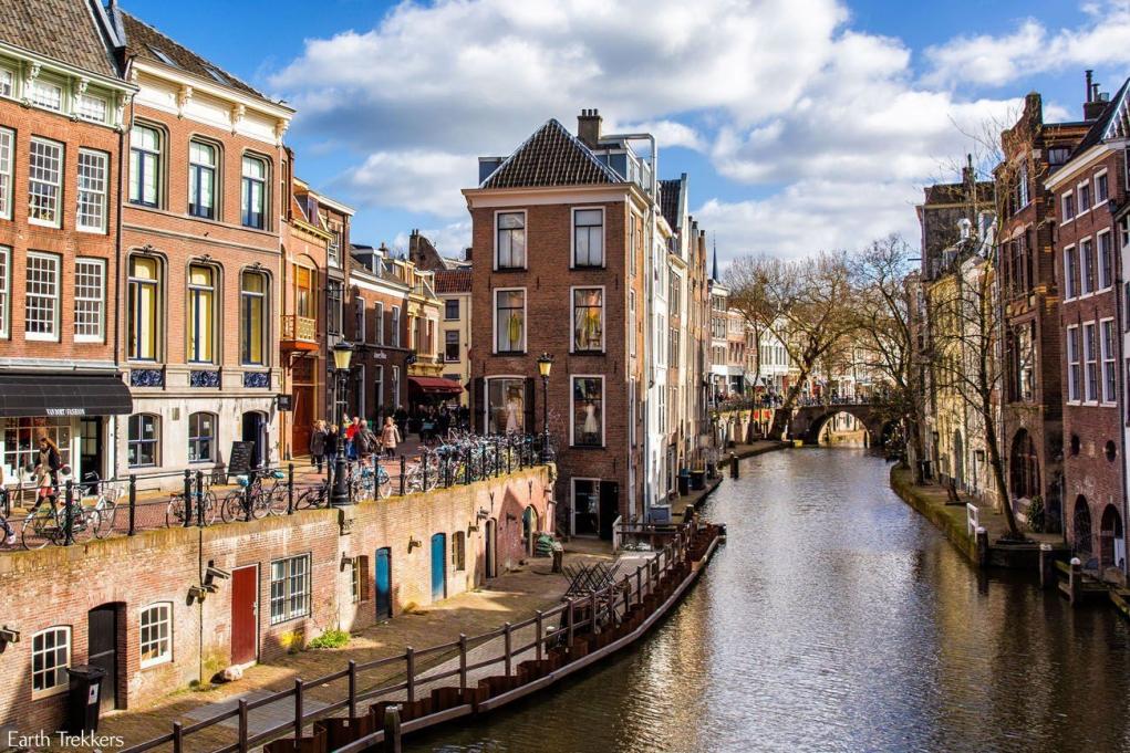 4. Utrecht, Hollanda