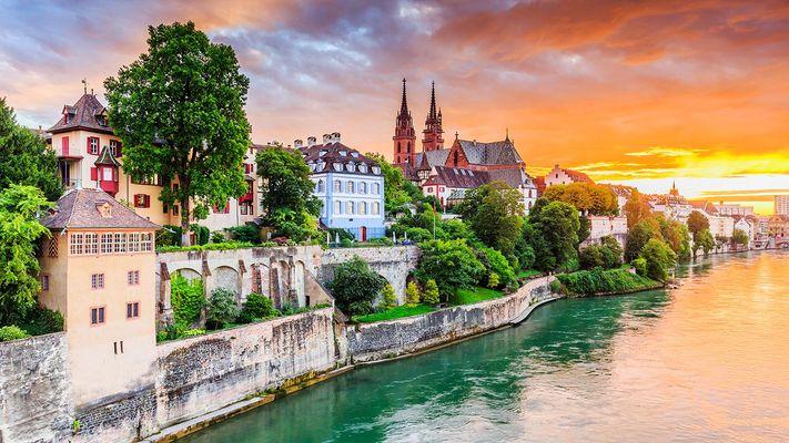 5. Basel, İsviçre
