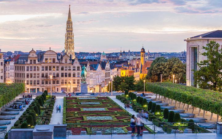 1. Brüksel, Belçika