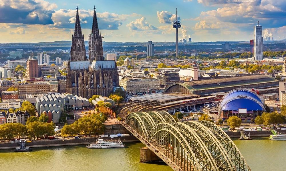 3. Köln, Almanya