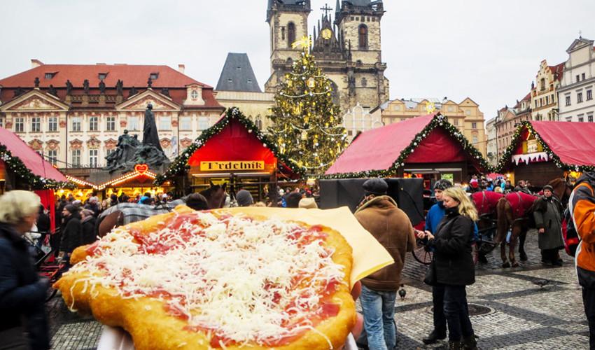 3. Prag'da ne yemeliyim?
