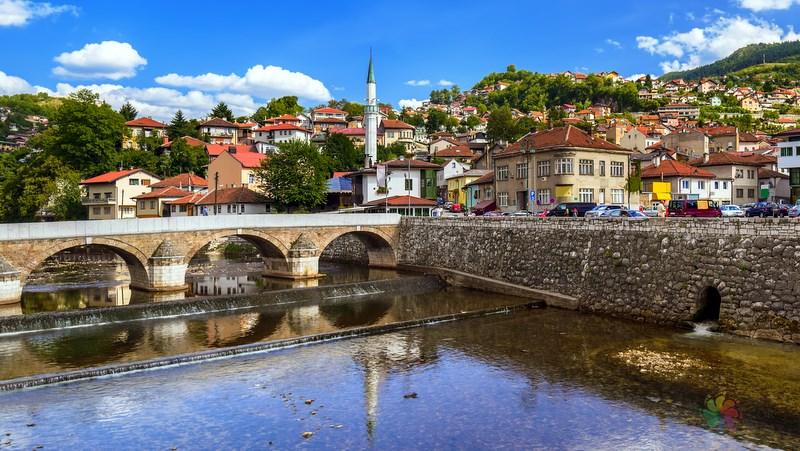 6. Bosna Hersek
