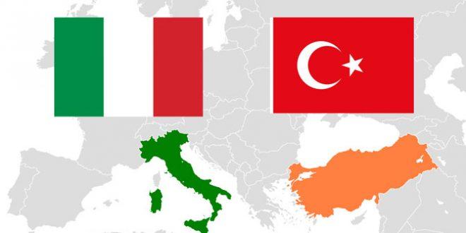 5. Türkiye'nin Avrupa'daki en büyük 2. ticari partneri İtalya'dır.