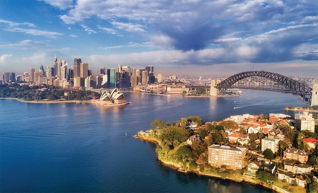 1. Avustralya