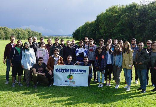 İrlanda'da Work & Study Hakkında Bilmeniz Gerekenler