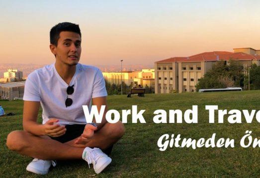 Work & Travel ile Amerika'ya Gitmeden Önce Bilmeniz Gerekenler