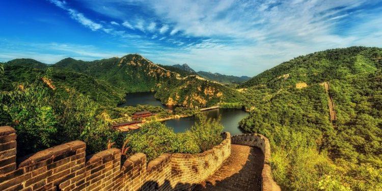 1. Çin Seddi (Huariou, Çin)