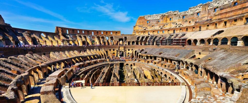 3. Kolezyum (Roma, İtalya)