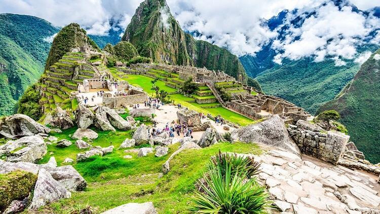 5. Machu Picchu (Peru)